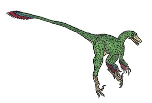 1924 in paleontology - Saurornithoides