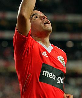 Javier Saviola Argentine footballer