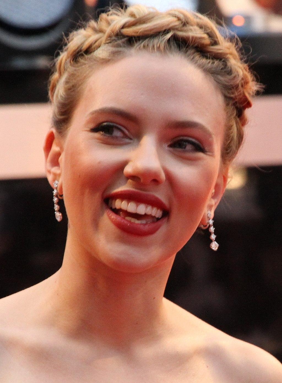 Scarlett Johansson 3, 2012