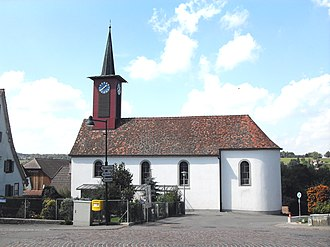 Schönenbuch - Church in Schönenbuch