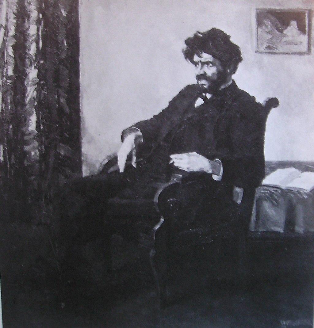 Scharf Ludwig 1