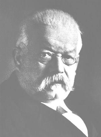 Chancellor of Switzerland - Hans Schatzmann