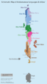 Schematic Map of Andamanese Languages & Tribes.png