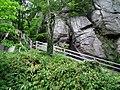 Schody na punkt widokowy koło Dondalen - panoramio.jpg