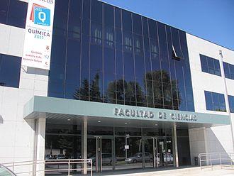 University of Burgos - School of Sciences