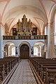 Schwarzenberg, Klosterdorf 1, Kath. Klosterkirche Mariae Geburt Scheinfeld 20180719 009.jpg