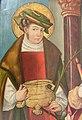 Schweizer Meister Hl Vitus und Agata detail Vitus.jpg