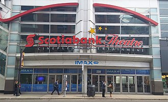 Scotiabank Theatre Toronto - Image: Scotiabank Theatre