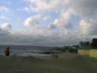 Sea Gate, Brooklyn - Beach strip