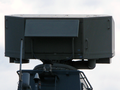 Sea GIRAFFE 3 D radar on Polish Corvette.PNG