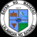 Seal of Mahatao, Batanes.png