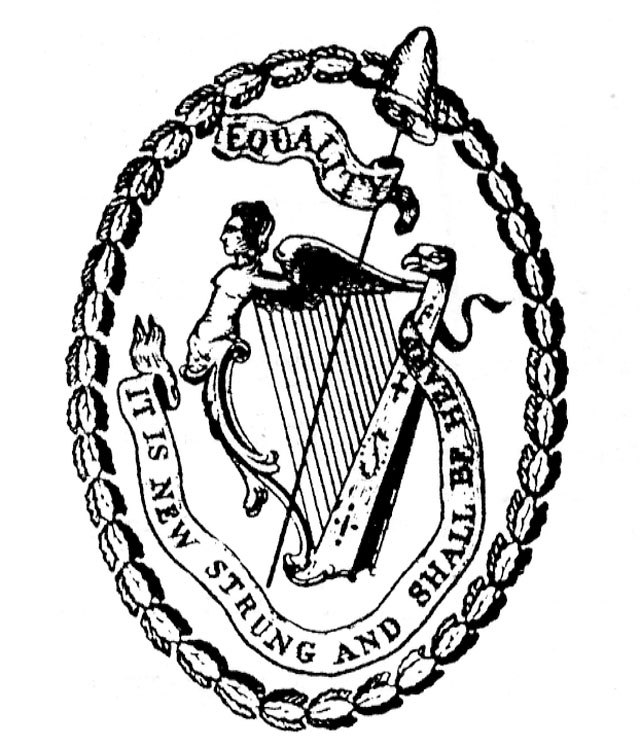 Seal of United Irishmen