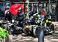 Seattle - VE Day 72nd anniversary celebrations - 08 - motorcycles.jpg