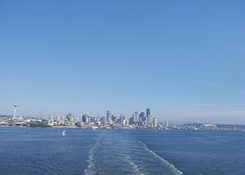 Seattle downtown from Elliott Bay 8.jpg