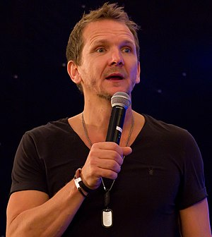 Sebastian Roché - Roché in June 2013