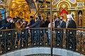 Secretary Blinken Tours St. Michael's Monastery with Metropolitan Epiphaniy (51171571099).jpg