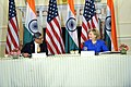 Secretary Clinton Opens Plenary With Indian Minister of External Affairs S.M. Krishna (4667856646).jpg