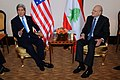 Secretary Kerry Meets With Lebanese Prime Minister Mikati (11962819524).jpg