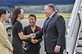 Secretary Pompeo Greeted Upon Arrival in Singapore (43817808391).jpg