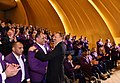 Seeing-off ceremony for Azerbaijani sportsmen to represent the country at the Rio 2016 Summer Olympic Games 24.jpg