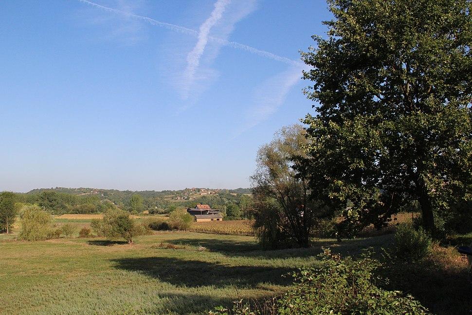 Selo Veselinovac - opština Valjevo - zapadna Srbija - panorama 10