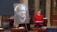 File:Senator Susan Collins pays tribute to Margaret Chase Smith.webm