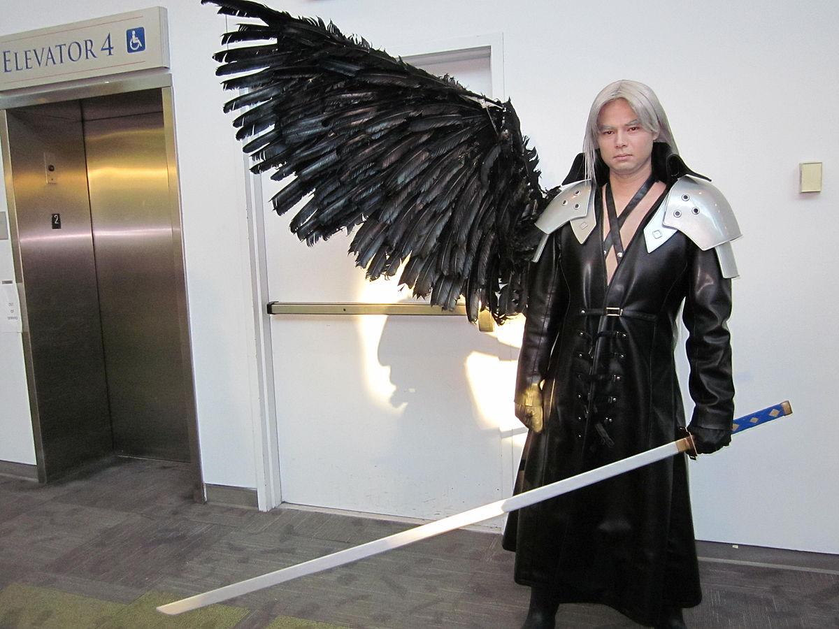 Sephiroth Final Fantasy Wikip 233 Dia
