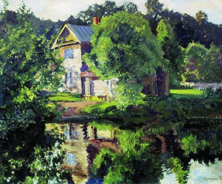 File:Sergey Vinogradov - Summer Landscape.jpg