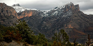 Ribagorça - The Mountains of Sis, one of the mighty ranges of Ribagorça.