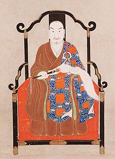 Shimazu Takahisa daimyo and fifteenth head of the Shimazu clan