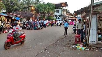 Shiroda, Goa - Shiroda Market