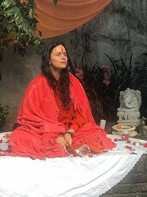 Shree Shree 1008 Satguruma Paramahansa Sadhvi Trideviji 2.jpg