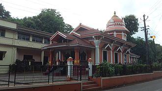 Ponda, Goa - Sri Hanuman Mandir, Ponda, Goa