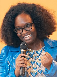 taille Sibeth Ndiaye
