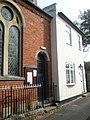 Side entrance to Bishop's Waltham UFC - geograph.org.uk - 1514483.jpg