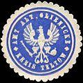 Siegelmarke Amt Alt Glienicke - Kreis Teltow W0224350.jpg