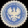 Siegelmarke Der Staatskommissar für Berlin, Brandenburg und Staatsbahn W0217448.jpg