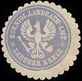 Siegelmarke K. Landaths-Amt Lebuser Kreis W0387570.jpg
