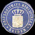 Siegelmarke Universiteits Bibliothek - Leiden W0220984.jpg