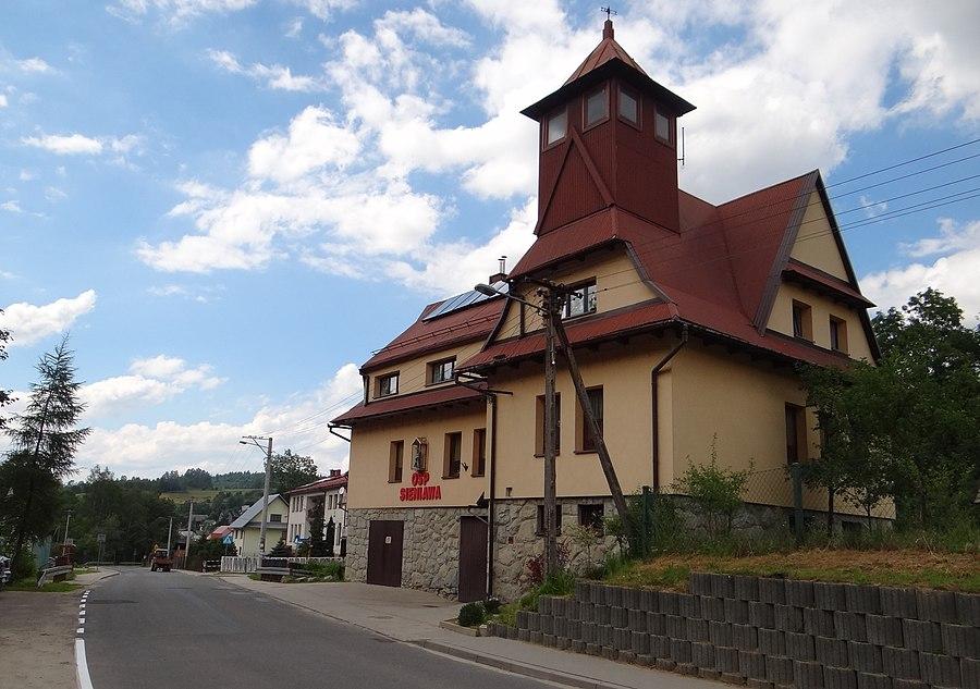 Sieniawa, Lesser Poland Voivodeship
