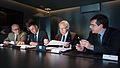 Signatura de conveni entre el FC Barcelona i la Cambra de Comerç de Barcelona, 7 de març de 2014.jpg