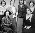 Simone Weil(and student)Le puy.jpg