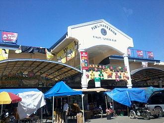 Ilocos Sur - Sinait Public Market