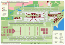 key west airport map