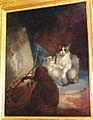 Singe qui peint des chats palais youssoupov.JPG