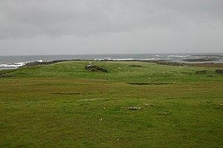 Shillay, Monach Islands westernmost of the Monach Islands (Heisgeir), off North Uist in the Outer Hebrides, Scotland