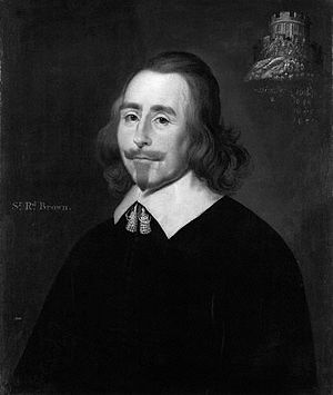 Sir Richard Browne, 1st Baronet, of London - Image: Sir Richard Browne 1st Bt