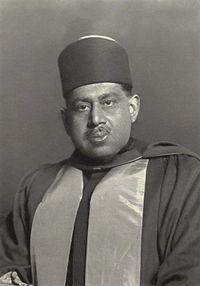 Sir Bijay Chand Mahtab, Maharaja Bahadur of Burdwan, in 1931.jpg