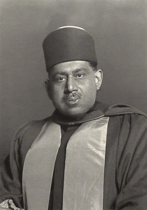 Bijay Chand Mahtab - Mahtab in 1931.