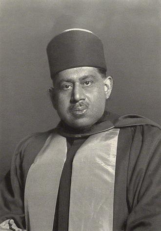 Bijay Chand Mahtab - Mahtab in 1931.